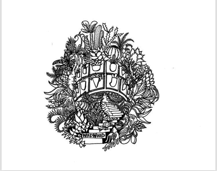 WILDWOOD【地下植物園】